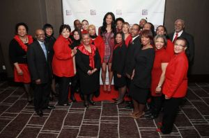The Ajamu Group with Kimora Lee Simmons
