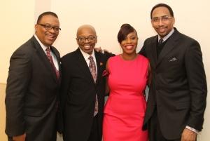 Zafar Brooks/Hyundai (Sponsor), Ihsaan & Cheryl Ajamu, Stephen A. Smith