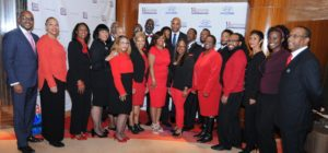 The Ajamu Group with Boris Kodjoe